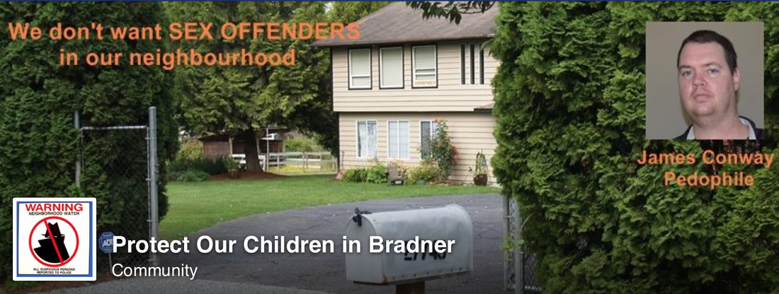 Protect our children in Bradner Abbotsford BC