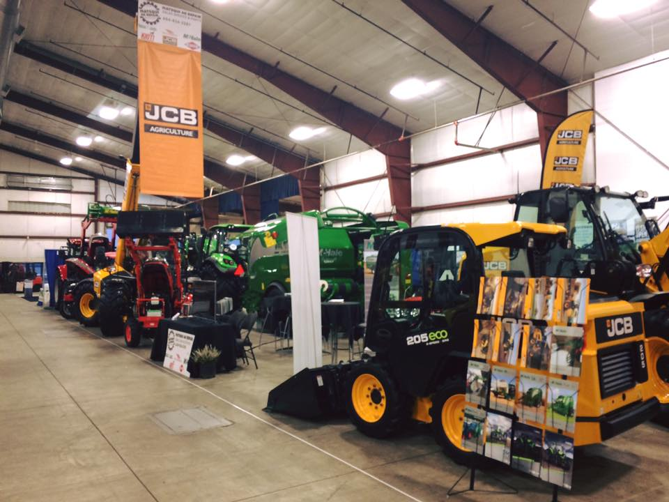 Pacific Agriculture Show Ag Show Tradex Abbotsford BC Bradner Farms