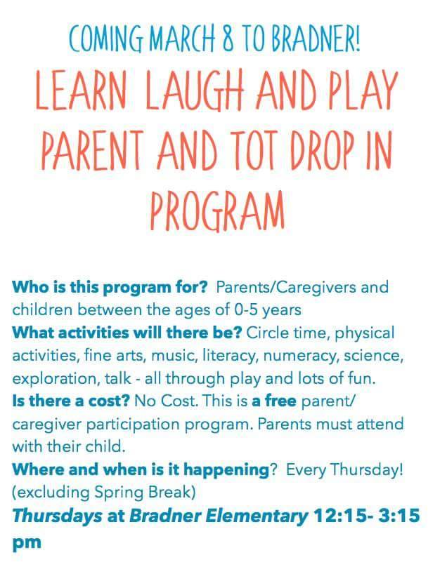 Learn Laugh and Play Program