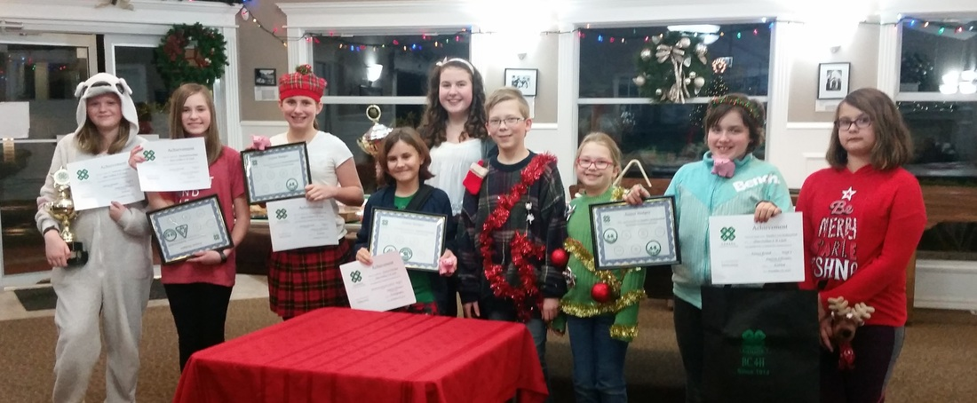 Glen Valley 4H Club
