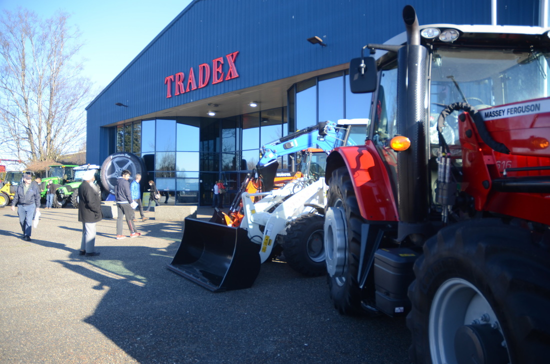 Tradex Abbotsford BC Airport Bradner Farmers