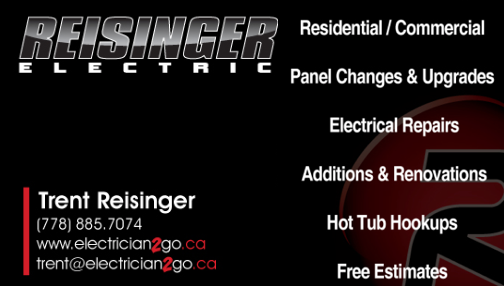 Electrician Abbotsford BC