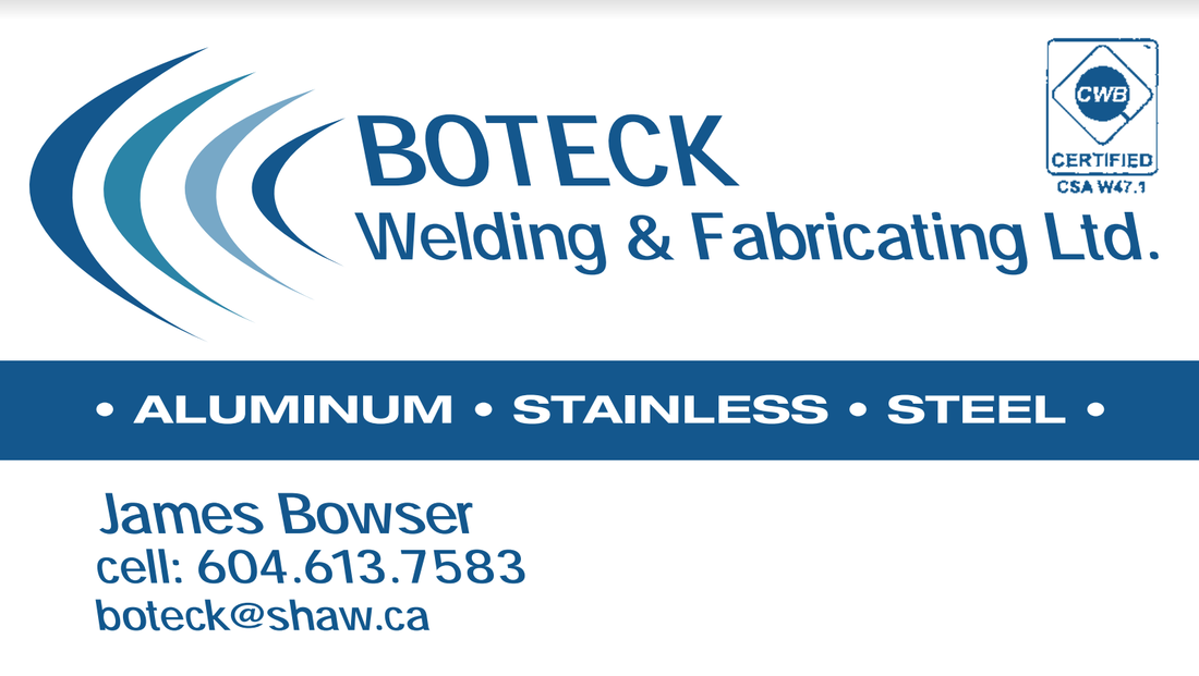 Boteck Welding Abbotsford