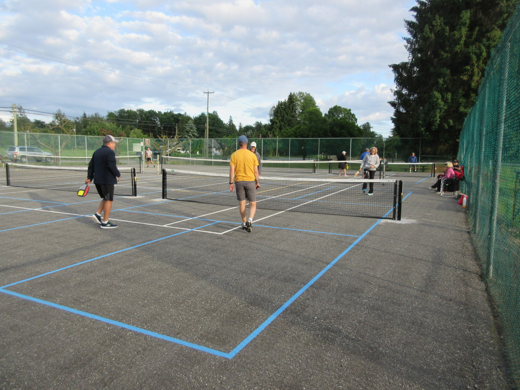Pickleball Bradner BC