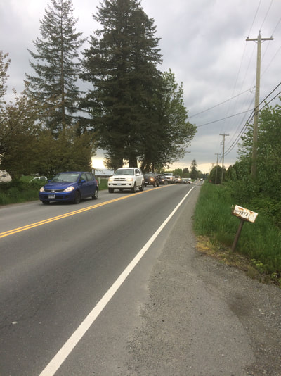 Abbotsford traffic issues