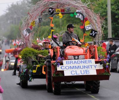 Bradner Community Club