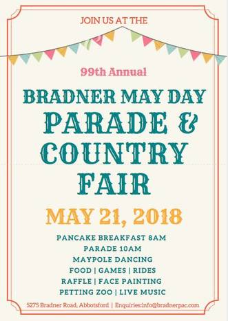 Bradner May Day