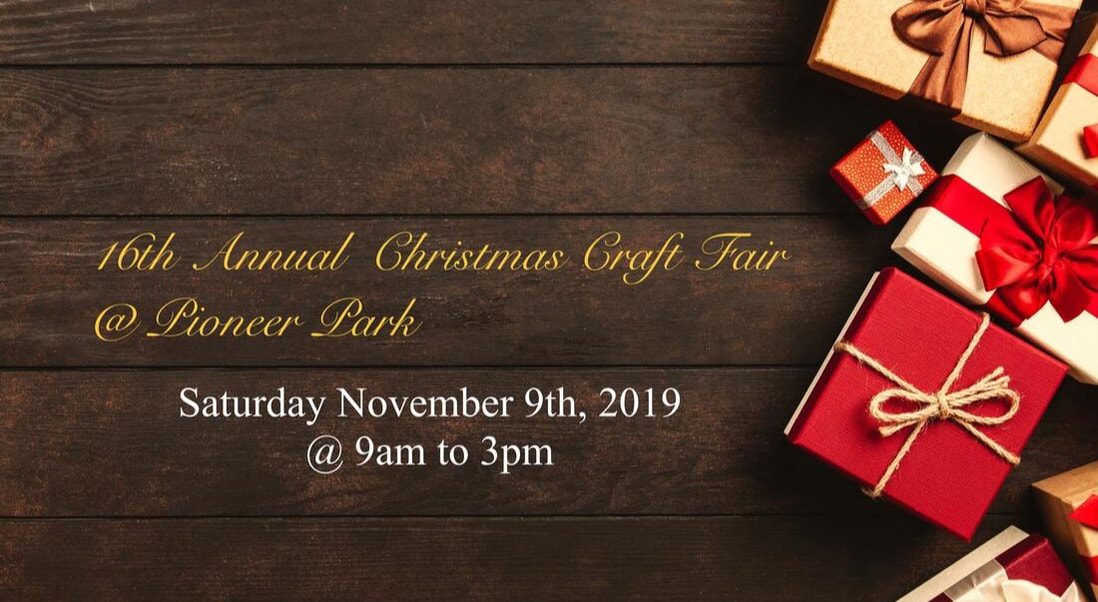 Pioneer Park Craft Fair