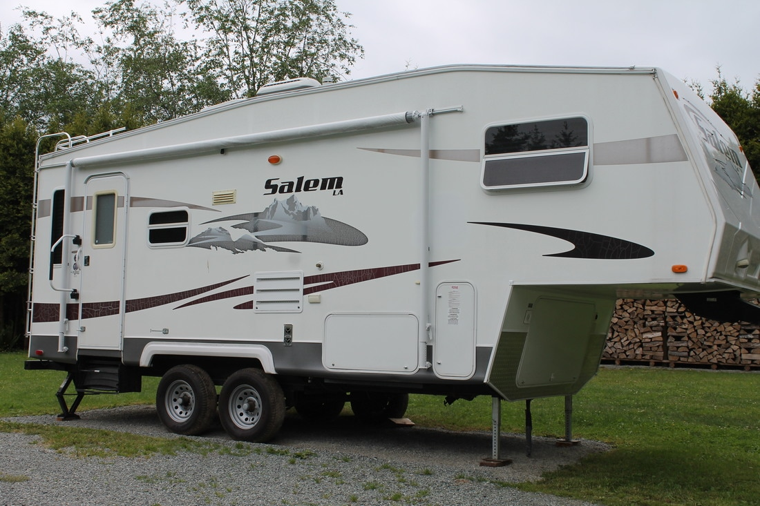 Salem 5th Wheel for sale