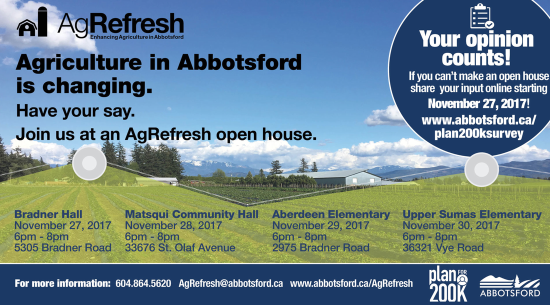 Agrefresh open house